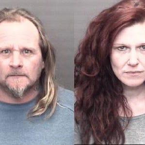 Deputies: Evansville couple arrested after alleged break-in, had itemized list of targets