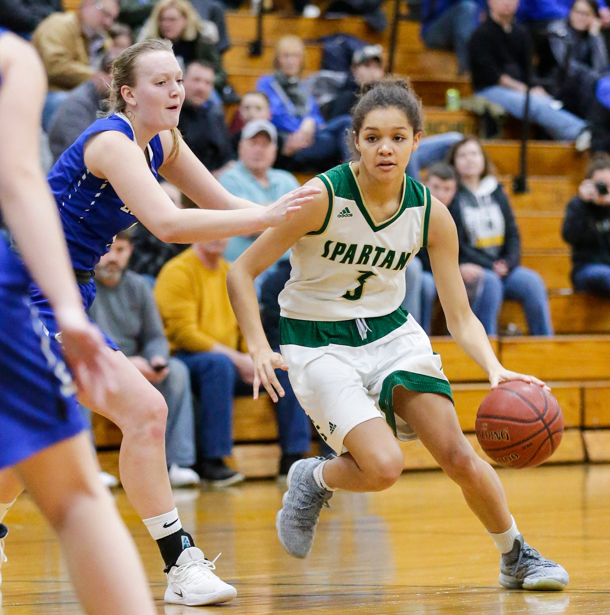 WIAA girls basketball: Laconia makes history with first trip to state