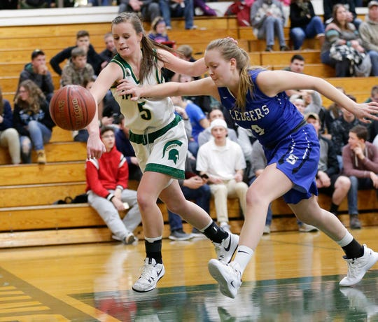 Laconia averages 16.7 steals a game.