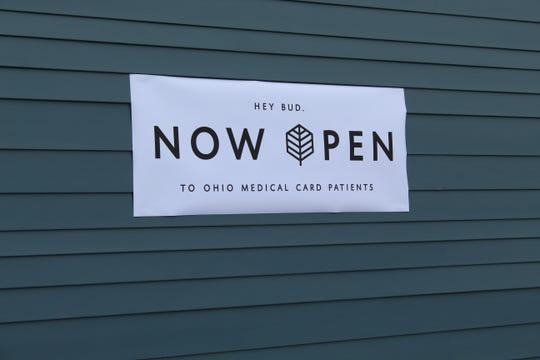The Forest Sandusky medical marijuana dispensary opened Wednesday. Long lines of patients waited to enter the Sandusky dispensary and purchase medical marijuana for 21 qualifying medical conditions.