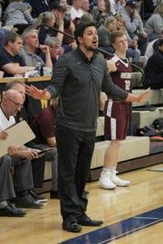 Zach Alt won 88 games in five years as Genoa's boys varsity basketball coach.