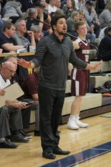 Zach Alt won 88 games in five years as Genoa's boys varsity basketball coach.