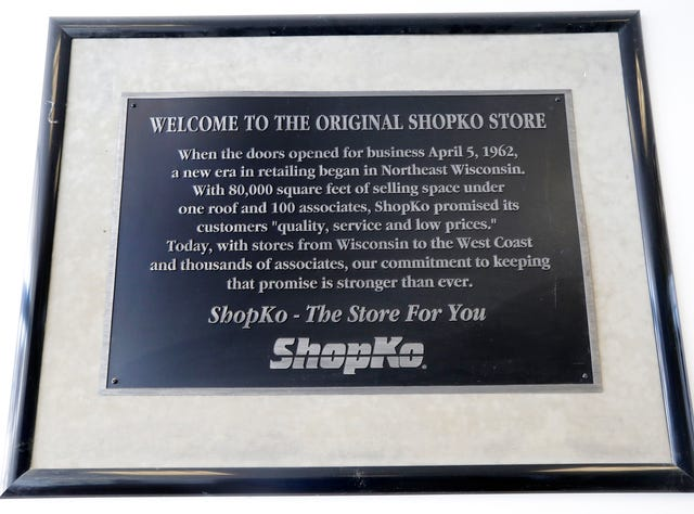 Shopko files for bankruptcy, will close 105 stores, 16 in Wisconsin