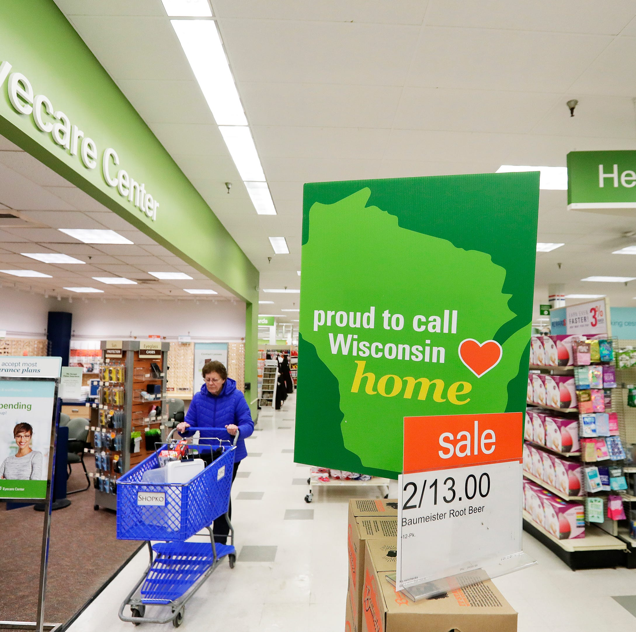 Shopko bankruptcy plan now calls for all stores to close by summer