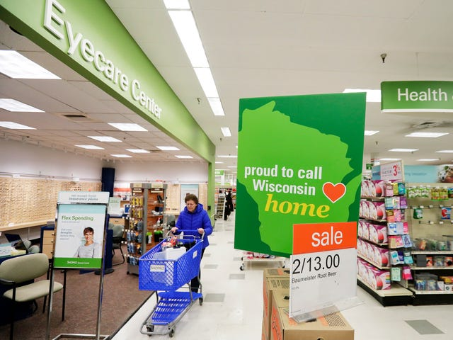 Shopko files for bankruptcy, will close 105 stores, 16 in