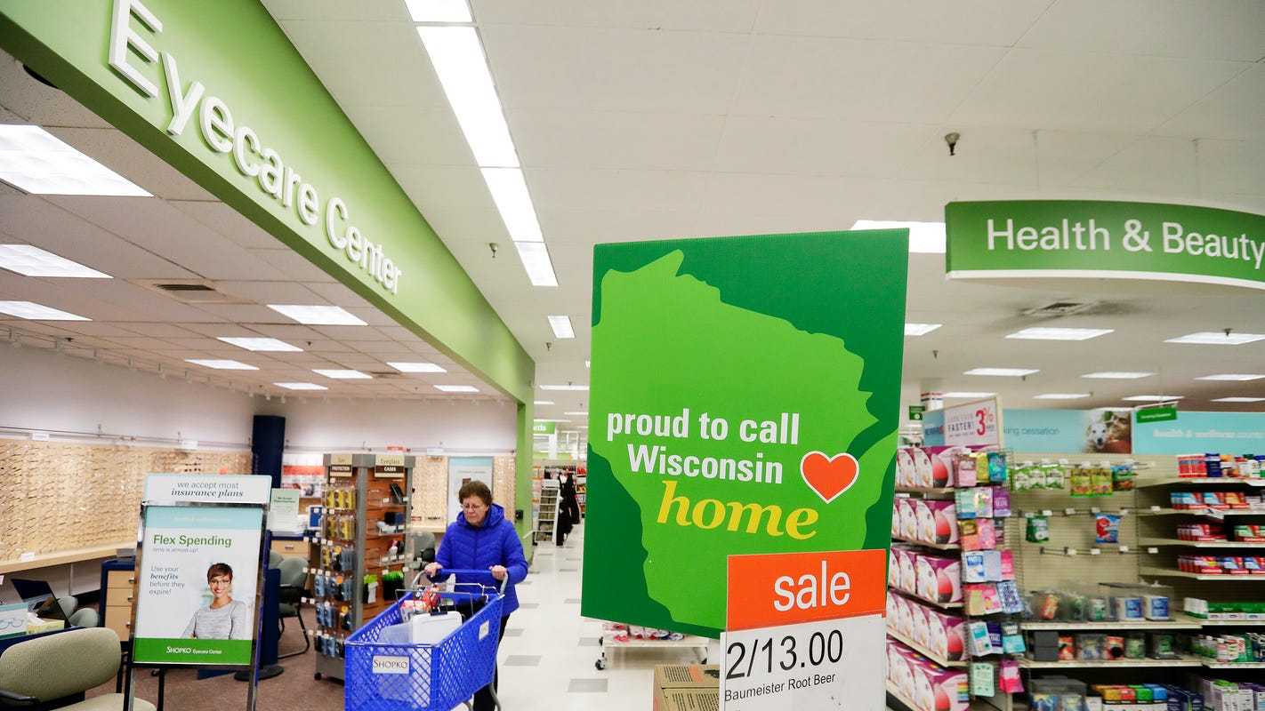 17e8ed62f955b6 Shopko store closings  Bankruptcy plan now calls for all stores to close