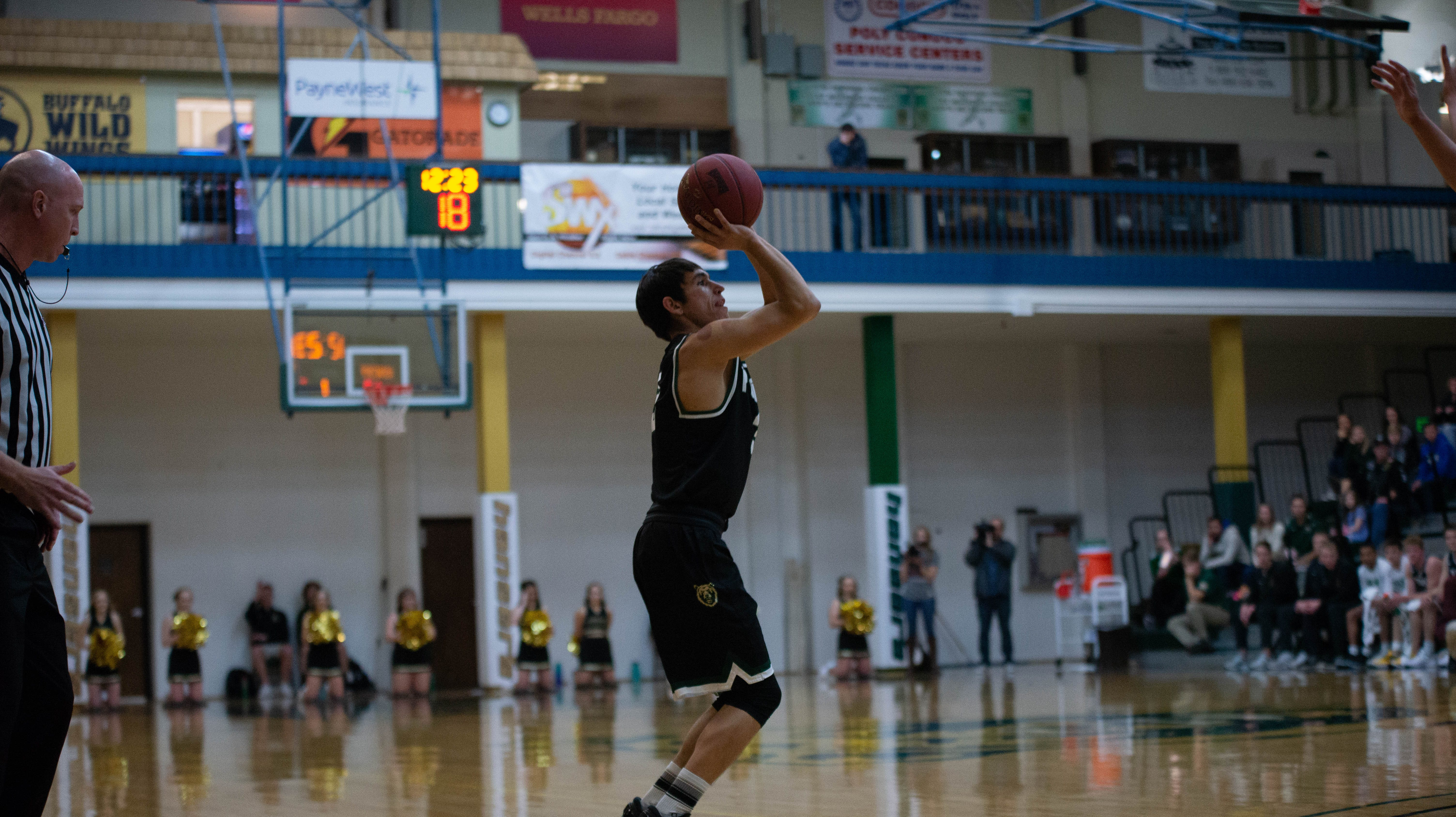 Former Box Elder basketball star has moved into starting lineup at Rocky Mountain College