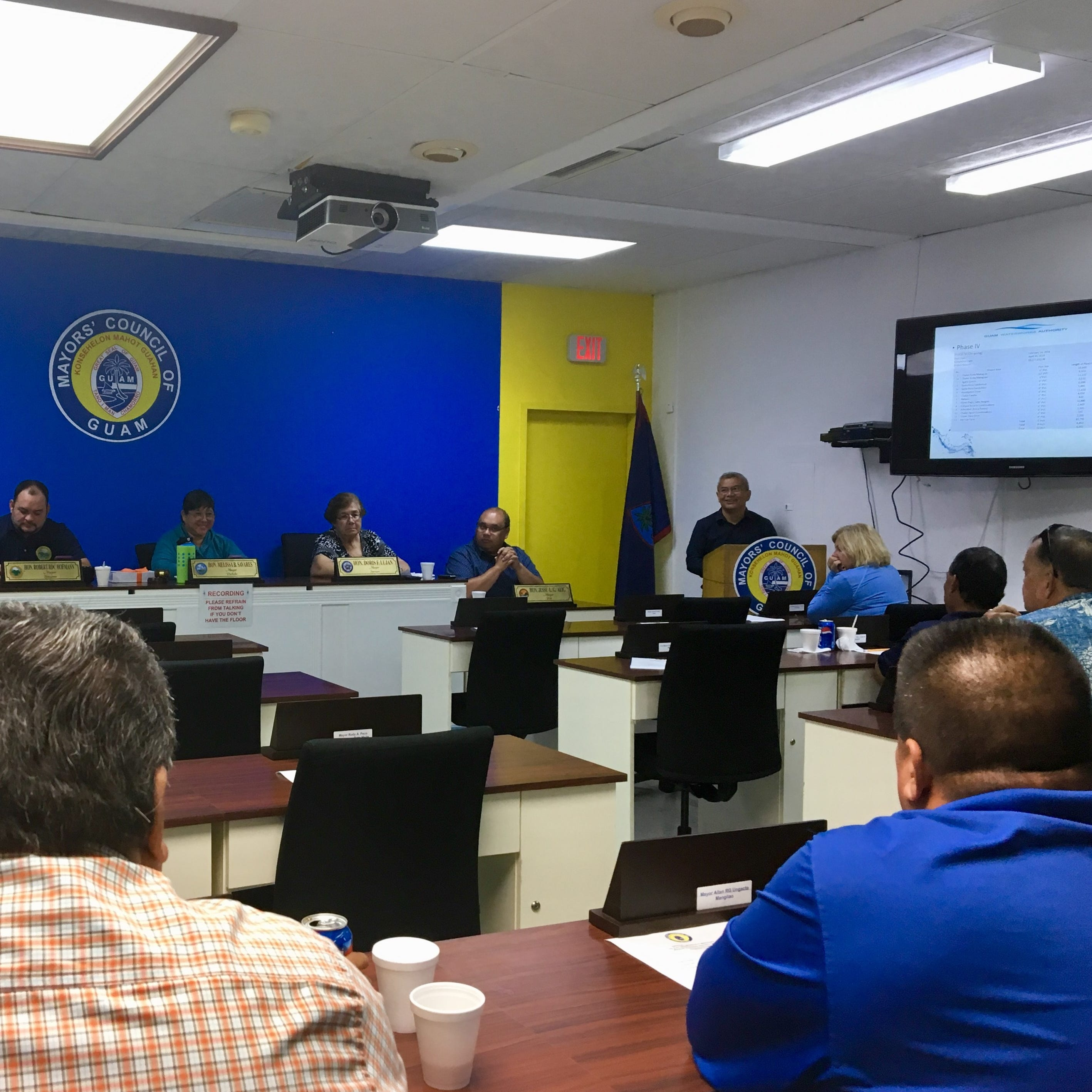 Guam's mayors announce Village News for February 23, 2019