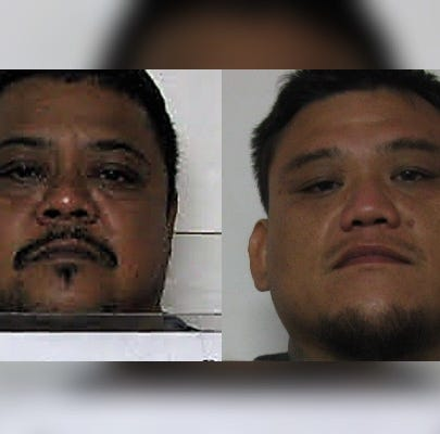Two men indicted in major cocaine case