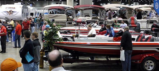 Boat shows in Murray, Owensboro and Louisville are coming up.