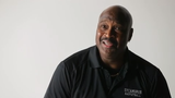 Carl Nicks, who played alongside Larry Bird, talks about being recruited by Indiana State University, and meeting the prodigy from French Lick.