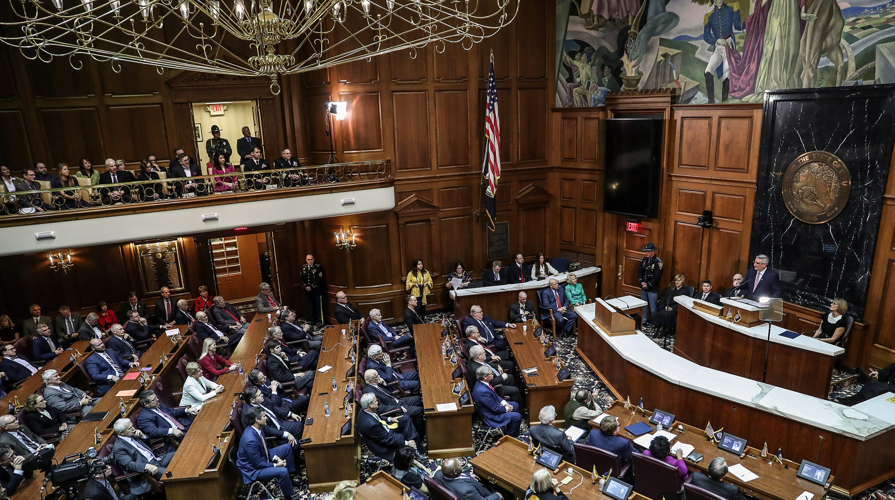 Lawmakers Call For Full Funding Of Idea >> Indiana Budget Lawmakers Laud Historic Deal For Public