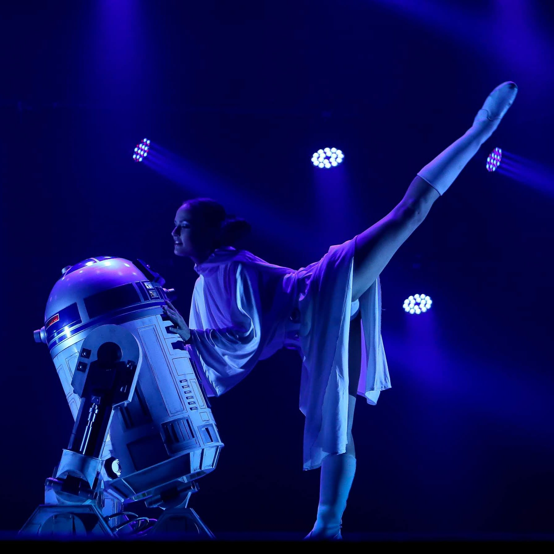 Prepare to ruin your childhood. A 'Star Wars'-themed burlesque show heading to Reno