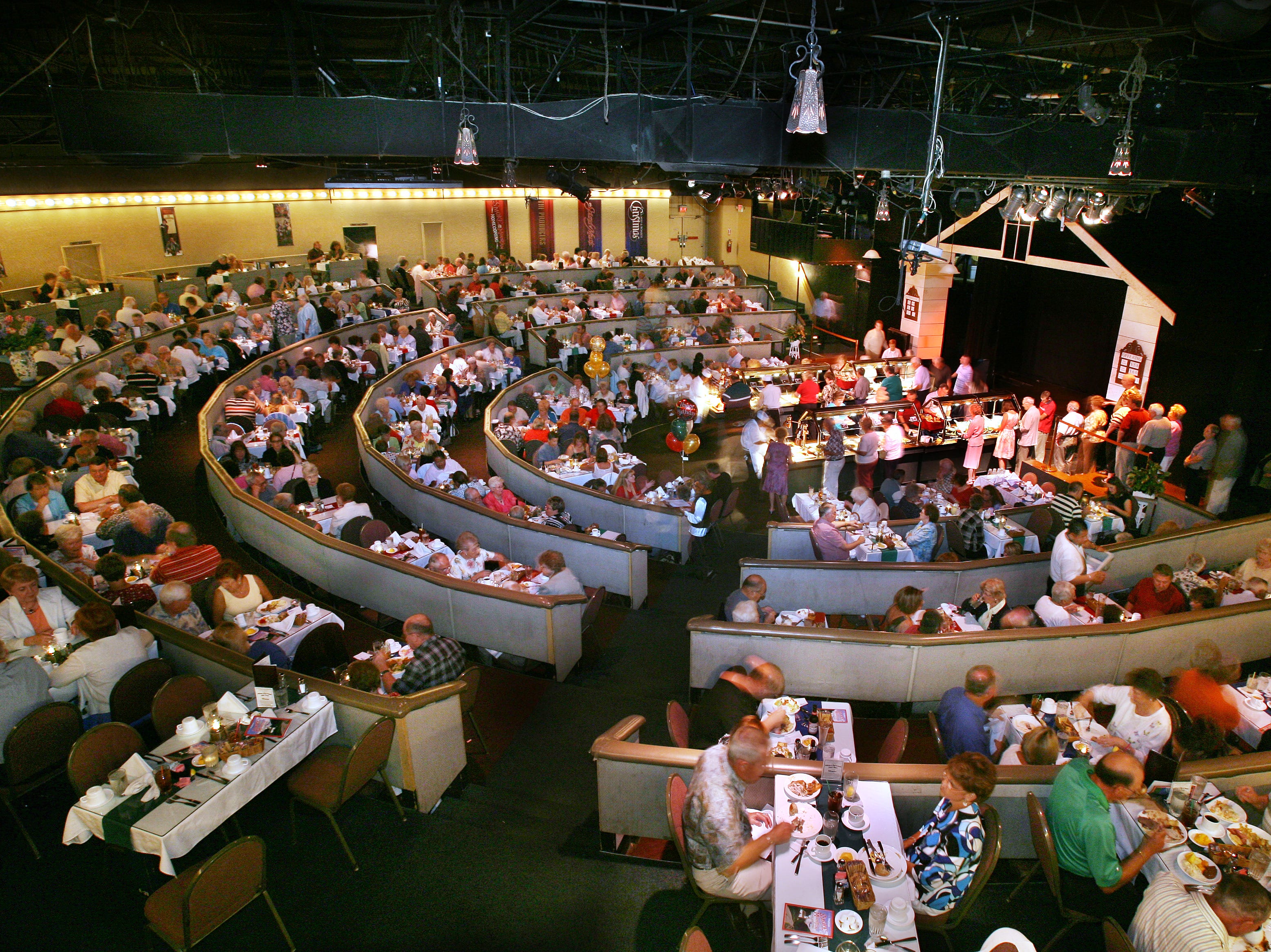 Whatever happened to Indianapolis' dinner theaters?