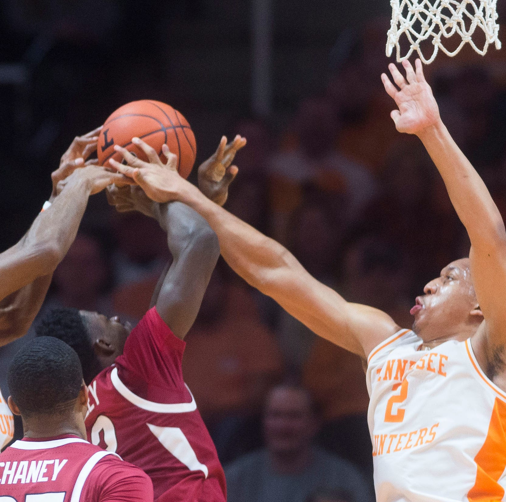 What irked Rick Barnes about UT Vols basketball against Arkansas