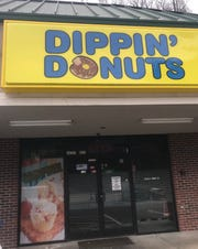 Dippin' Donuts, on Maynardville Highway in Halls, closed for good Jan. 12, its owner said.