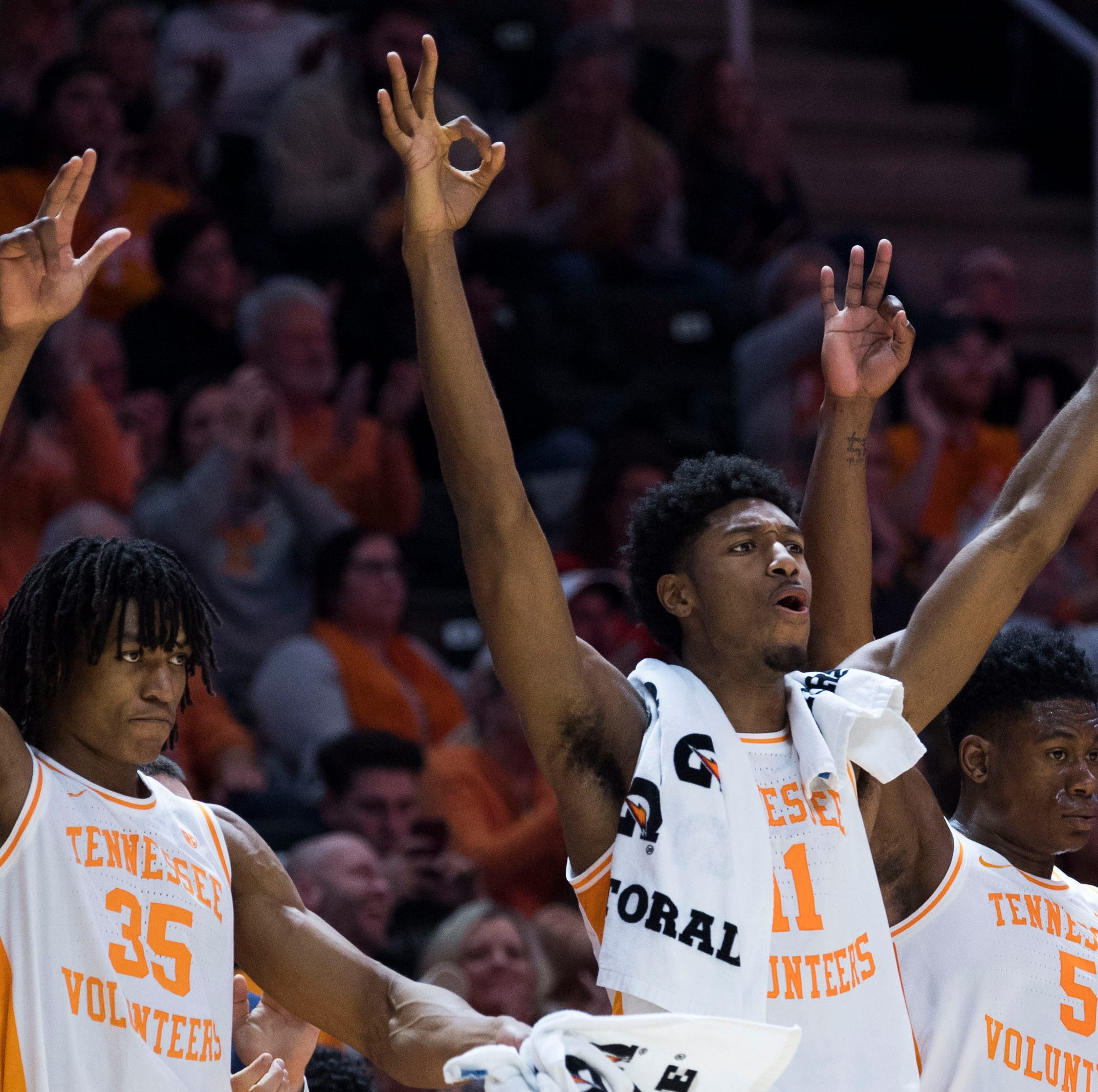 UT Vols basketball ranked No. 1 in Associated Press, coaches polls