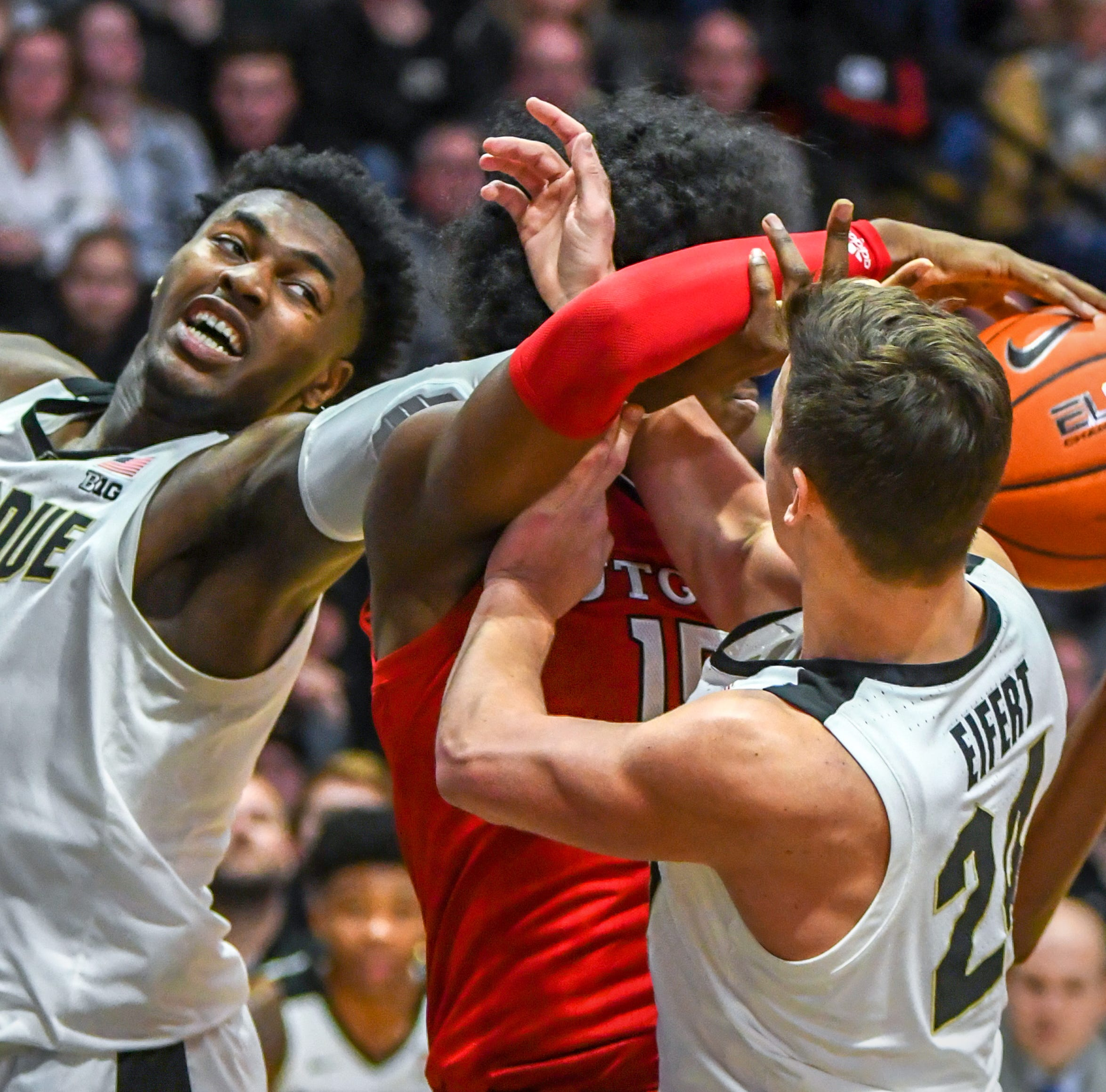 Purdue basketball pregame vs. No. 25 Indiana