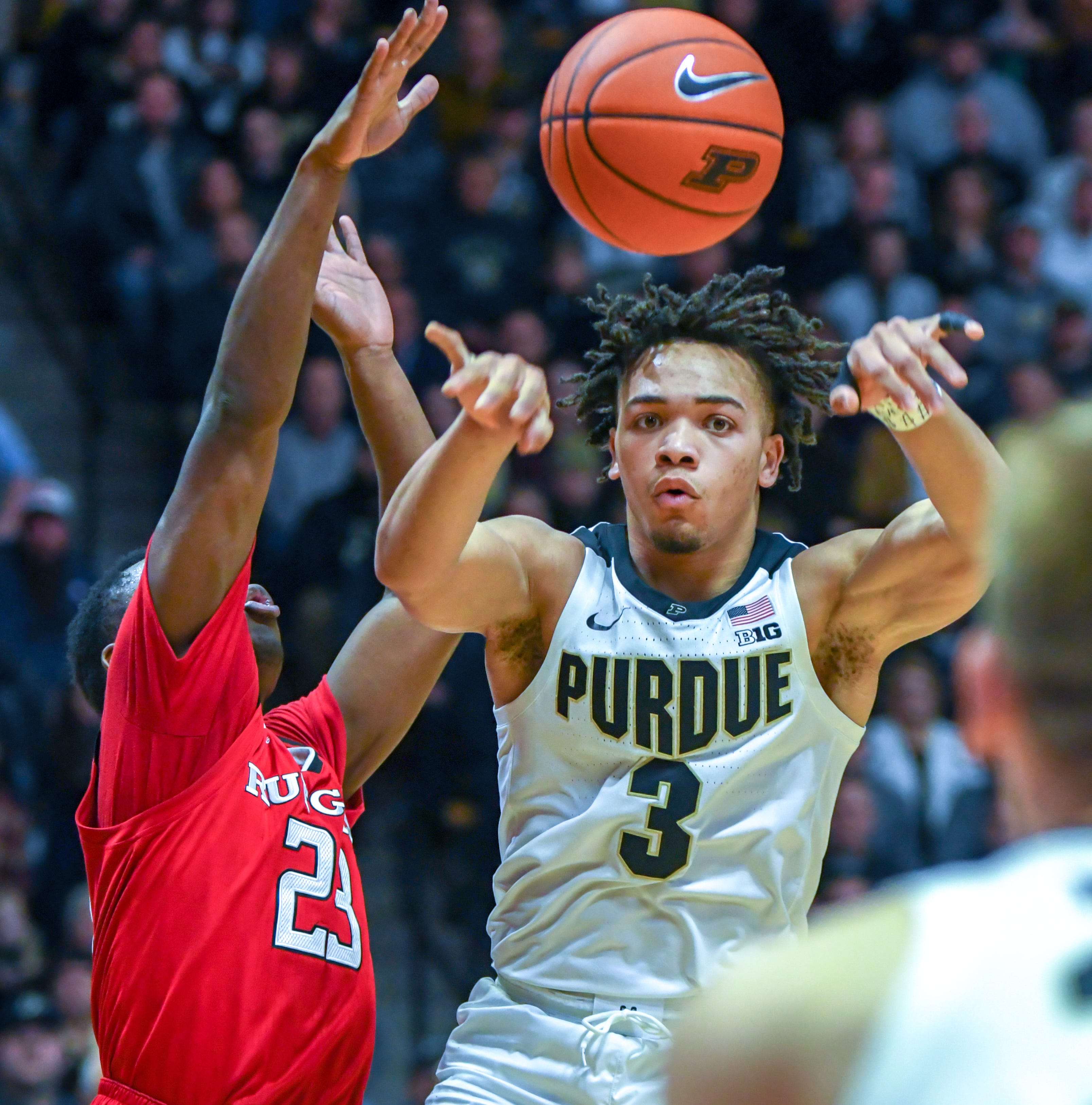 Purdue basketball win over Rutgers provided best look yet at Carsen Edwards as catalyst