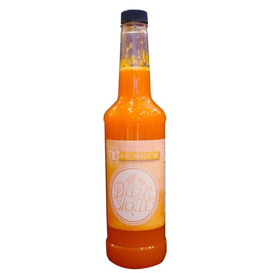 NOLA Tropical Winery carries smoothie mixes to complement its variety of fruit-flavored wines.