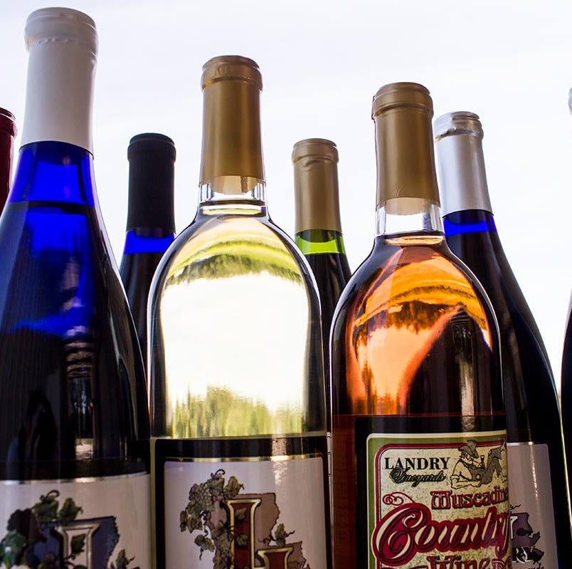 5 'hidden' wineries scattered around Louisiana