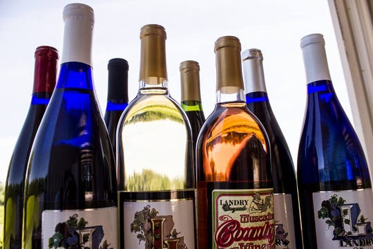 Landry Vineyards was established in 1999.
