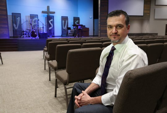 K. Alan Miller, the lead pastor of the First Missionary Baptist Church, was one of the faith leaders who comforted members of the community after the Marshall County High School shooting last year.
