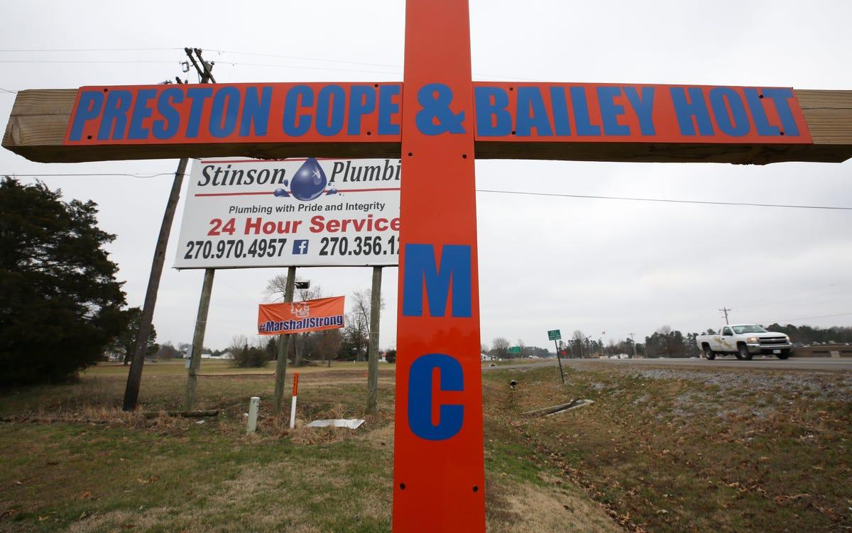 Marshall County shooting: Faith is power for Marshall Strong