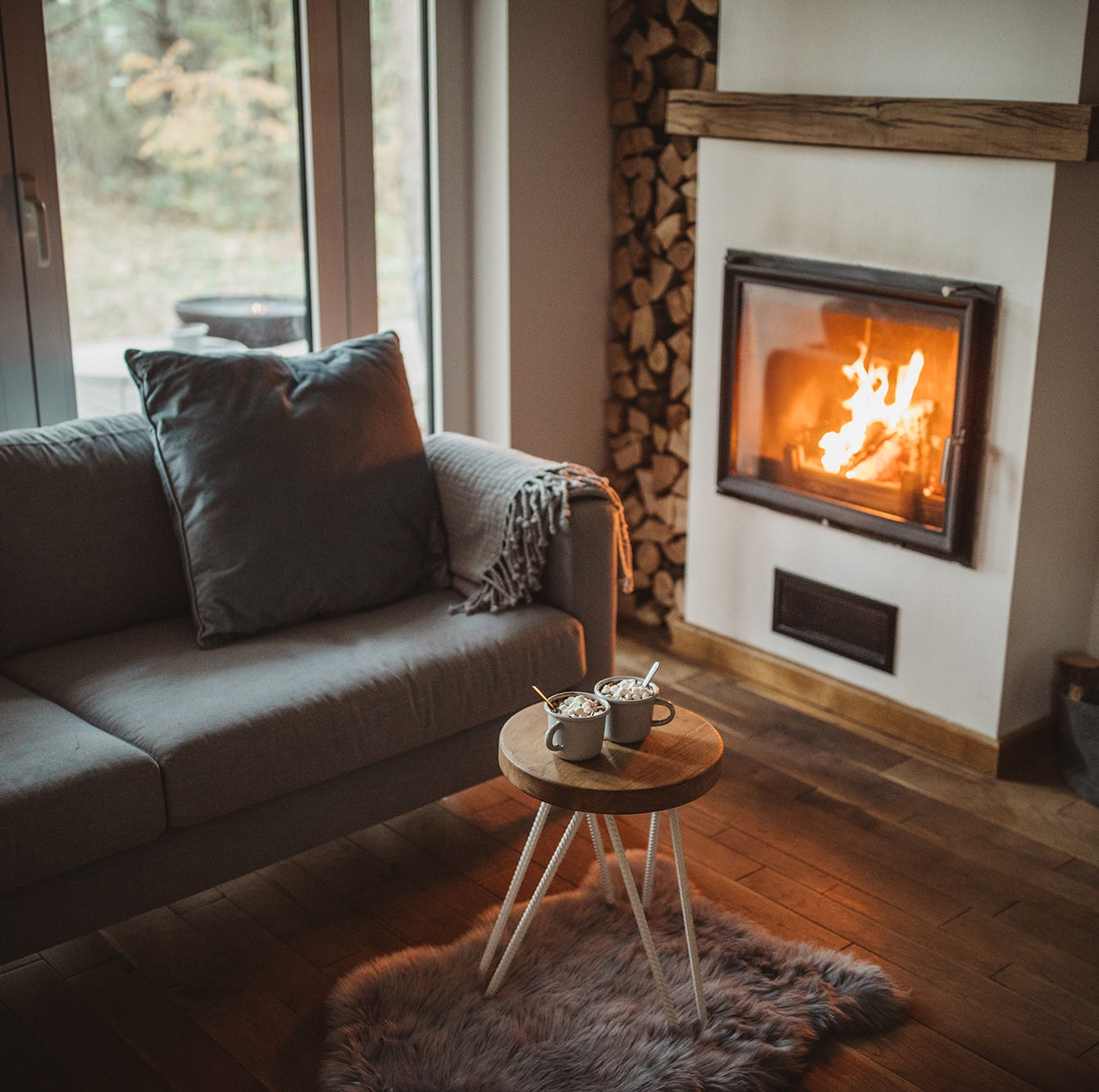 5 Simple Ways to Keep Your House Warm this Winter