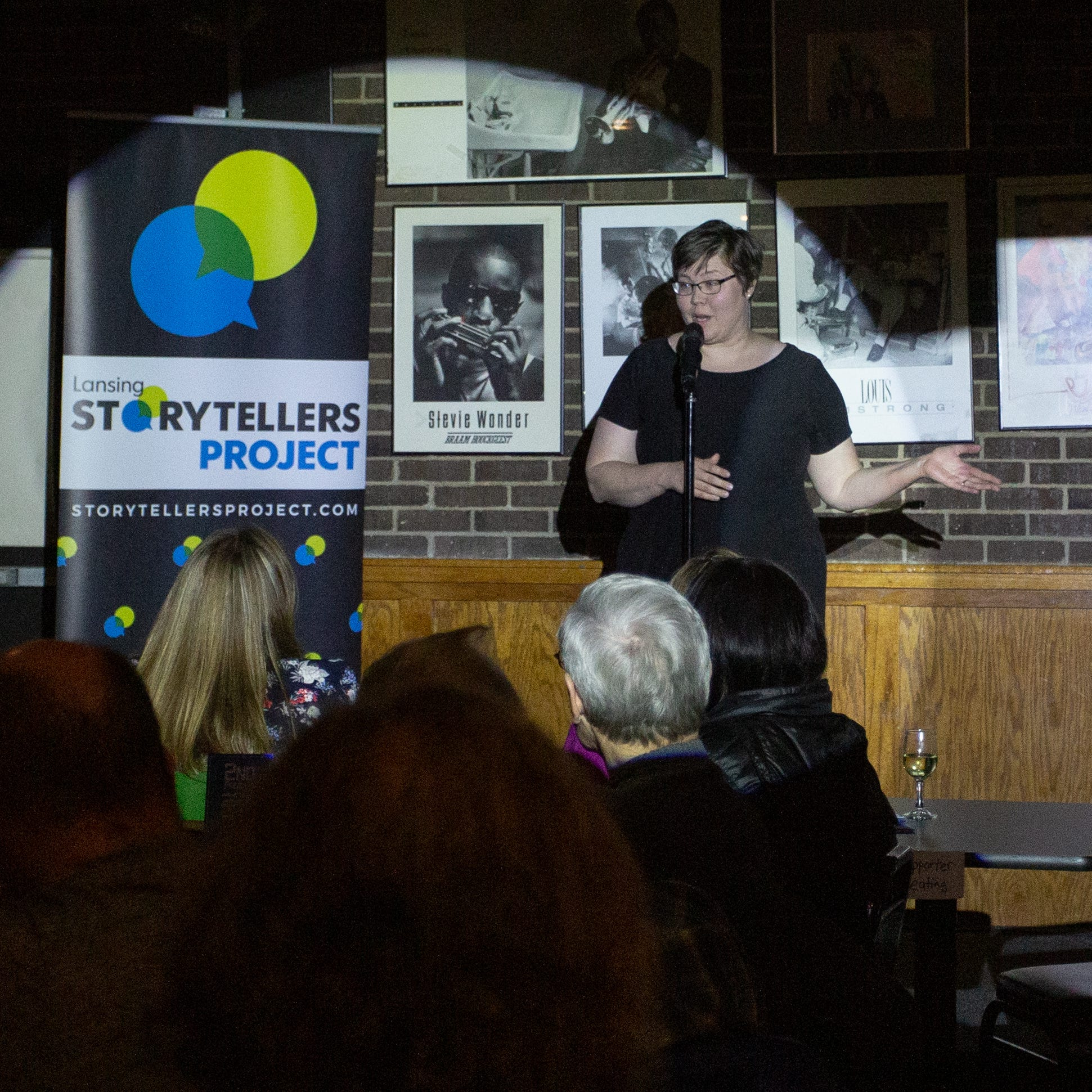 Lansing Storytellers Project 'Second Chances': The Stories