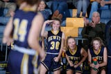 See some of the action from DeWitt's win over Grand Ledge in CAAC Blue action on January 15, 2019.