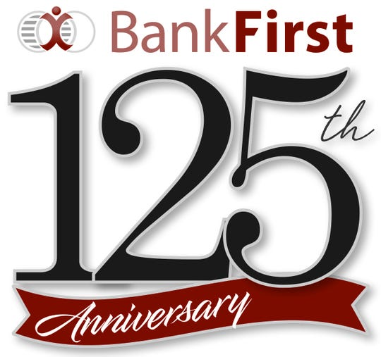 Bank First is celebrating 125 years in 2019.