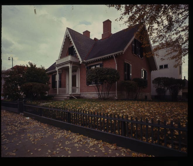 The True Home sits at the corner of State and Church streets and was the lifelong home of Henry A. True. It is preserved as it was at his passing in 1964 and contains his extensive, private library of 13,000 books.