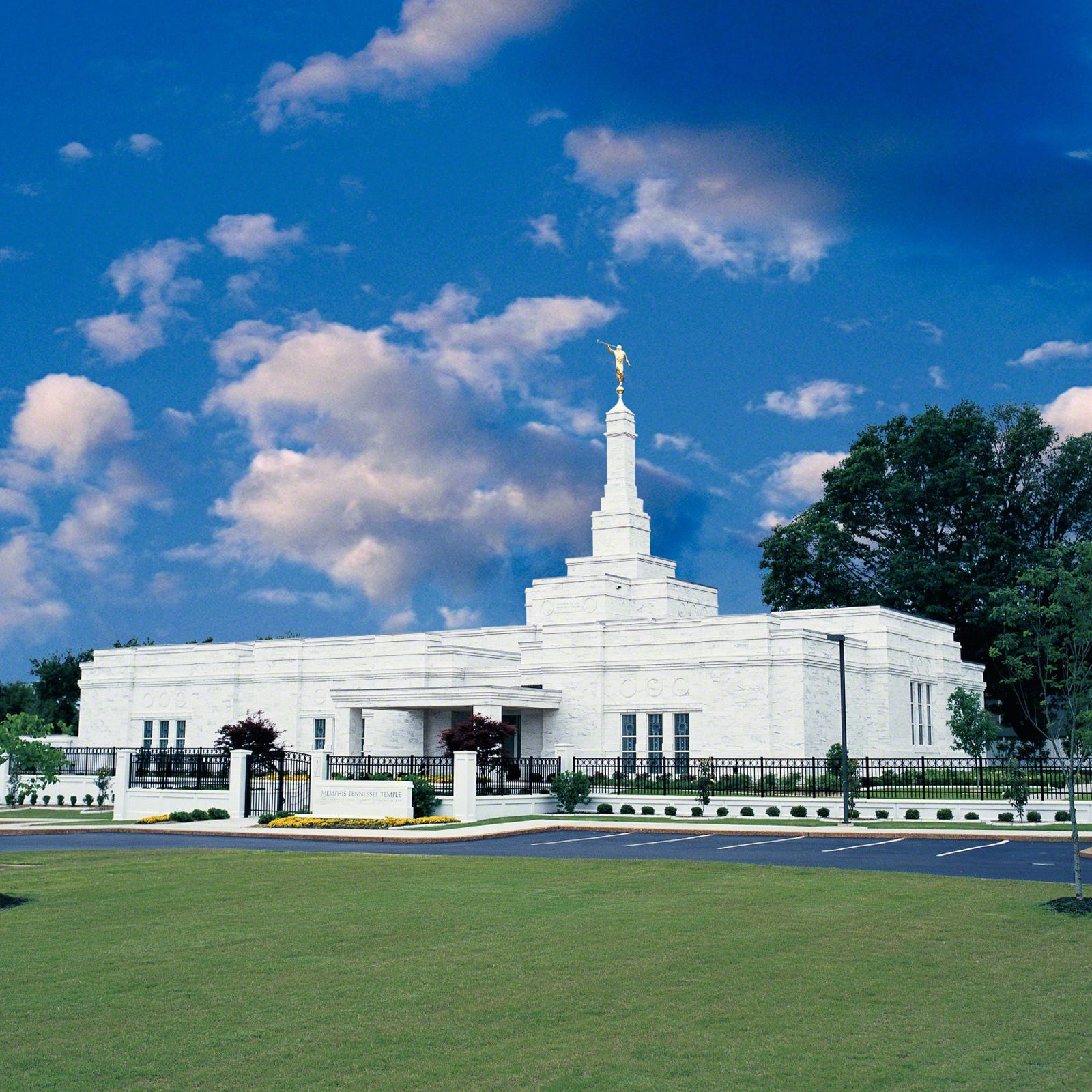 Memphis Mormon temple to reopen, be rededicated in May