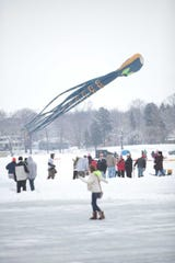 Gift of Wings, a kite and aviation store, will fly kites at the 10th annual Chili Fest in Oconomowoc on Jan. 26.