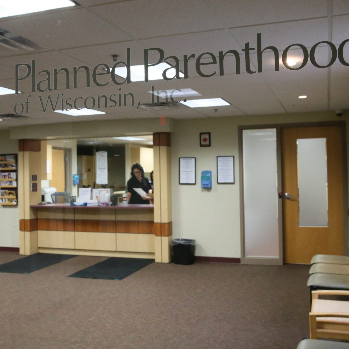 A Planned Parenthood of Wisconsin clinic in Milwaukee that opened on South 7th Street in 2017.