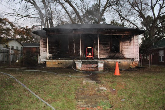 A Stella Street homeowner is offering a $1,000 reward for information about the person who intentionally started a fire at the residence.