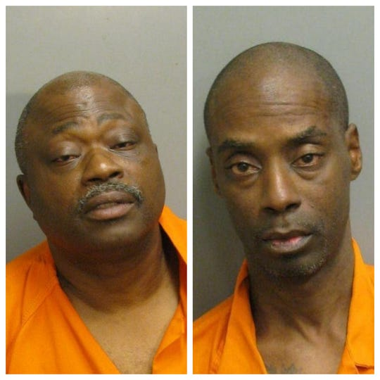 James Matthews and Albert Dorsey were both charged with second-degree robbery in Montgomery, but were also wanted in connection to a bank robbery in Greenville.