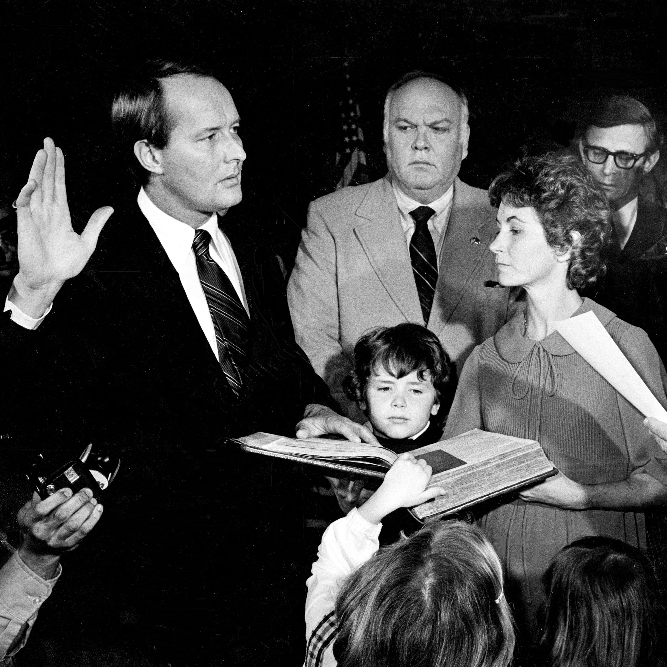 How one of Tennessee's most dramatic political moments unfolded 40 years ago this week