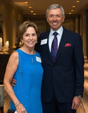 Kathy and Steve Pryor at The Immokalee Foundation Charity Classic celebration.