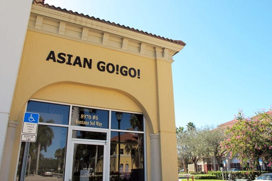 Lemongrass Vietnamese Bistro is targeted to open in February 2019 in the former space of Asian Go!Go! in the Galleria Shoppes off Vanderbilt Beach Road in North Naples.