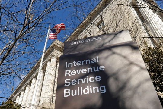 Earlier in January, the Internal Revenue Service recalled about 46,000 of its employees furloughed by the government shutdown, nearly 60 percent of its workforce, to handle tax returns and pay out refunds. The employees weren't paid. (AP Photo/Susan Walsh, File)