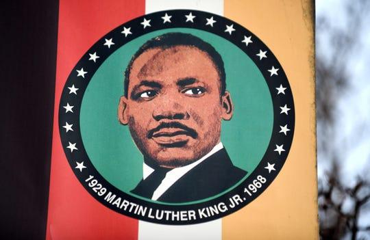 Dr. Martin Luther King Jr. FILE