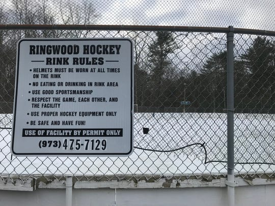 Ringwood Borough's ice rink is not expected to open in early 2019 after ice skaters damaged the polyurethane liner by skating on thin ice. Borough police are still searching for the trespassers, suspected to be a group of teenagers.