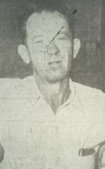 A photograph on the front page of The Morning Call, from May 8, 1963, shows Ralph Best. (copy photo Tuesday, January 15, 2019)