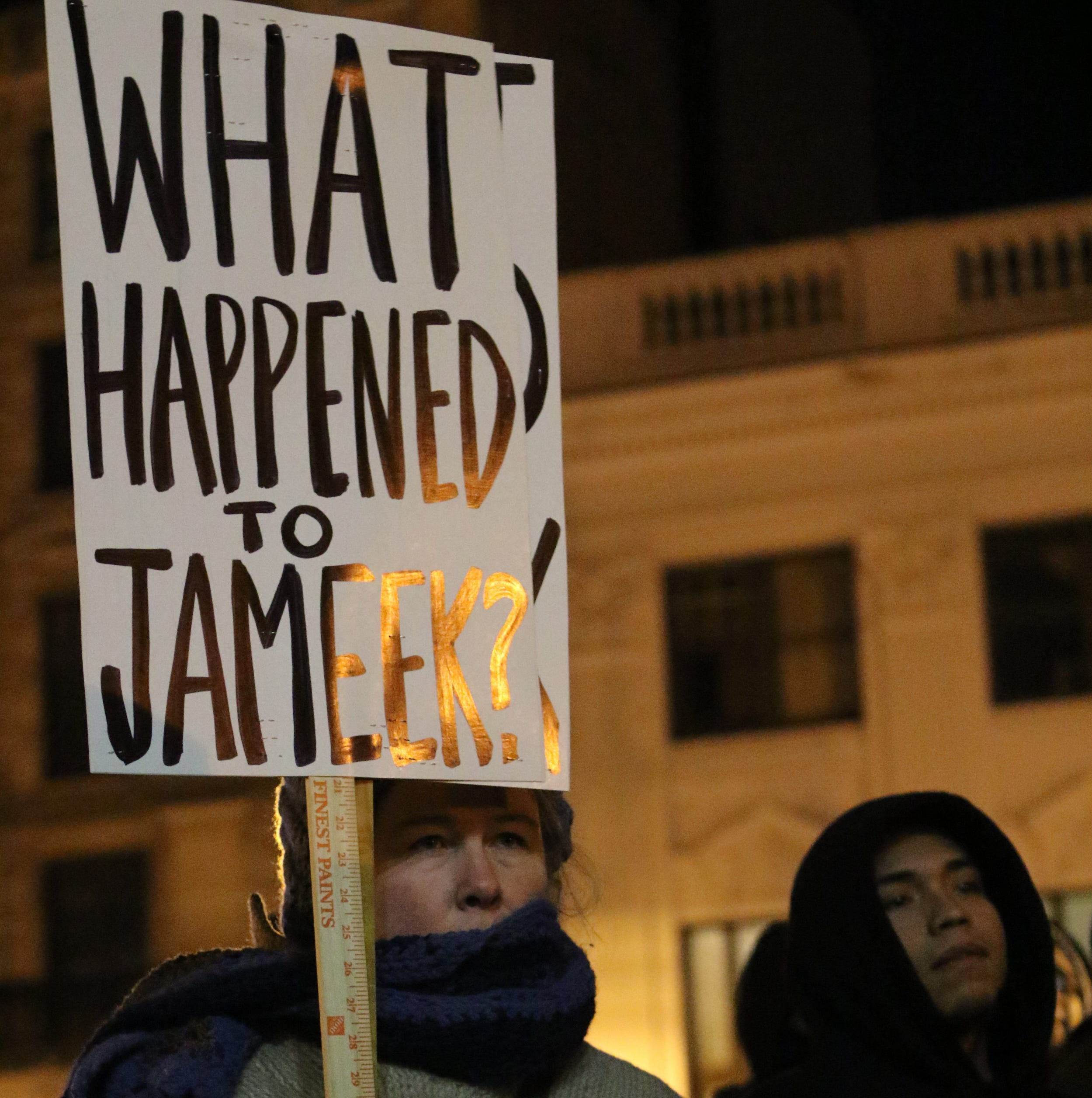 Jameek Lowery: Hold the 'line' until we get justice | Opinion