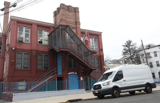 School 14 in Paterson is shown, Wednesday, January 16, 2019