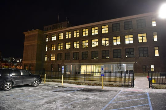 The 229 18th Avenue Team Academy school in Newark, which was renovated at a cost of $36 million and is owned by a charter support group called Pinkhulahoop1 LLC.