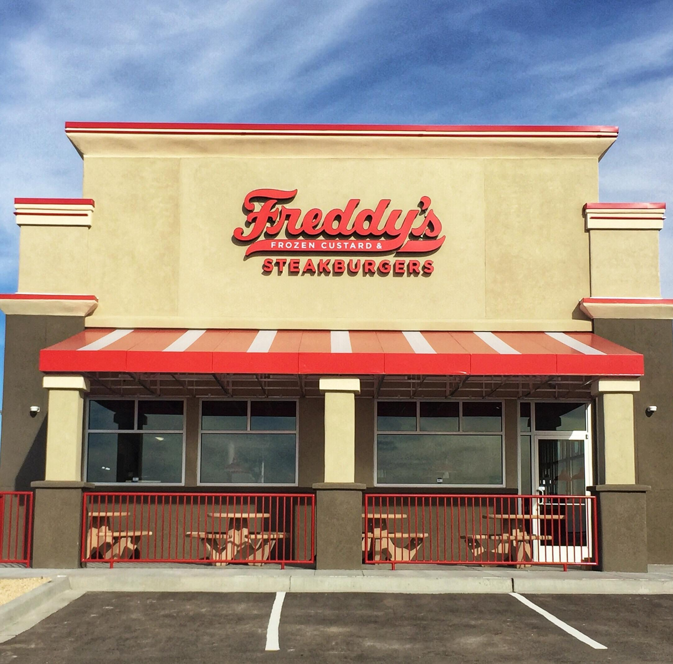 Freddy's Frozen Custard & Steakburgers to open soon