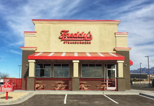 Freddy's Frozen Custard & Steakburgers, 601 S. Telshor Blvd.